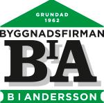 B I Andersson Bygg